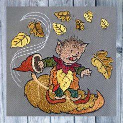 Stickdatei Herbstfreude 1318