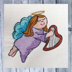 Pummelengel Harfe 1010